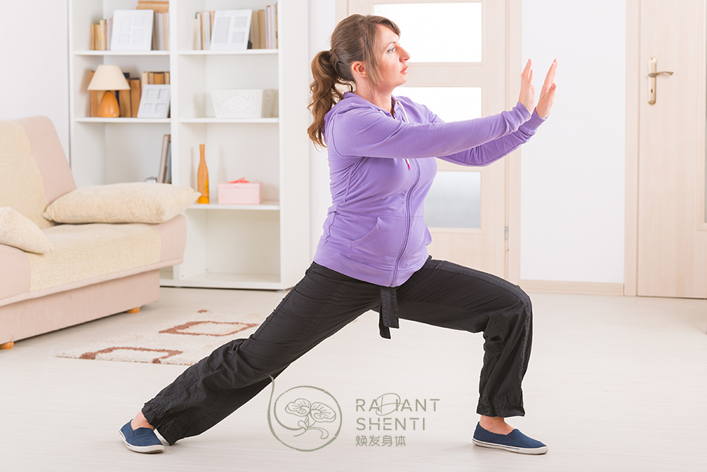 Qigong and Chinese medicine from Radiant Shenti will help you lead a healthy and happy life