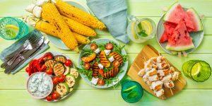 Healthy summer eating tips
