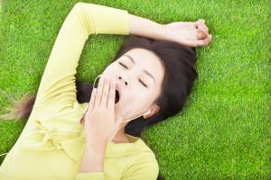 qigong breating exercises yawning